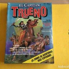 Tebeos: CAPITAN TRUENO VERTICALES. 13 Nº. AÑO 1986. EDITORIAL BRUGUERA. Lote 158270138