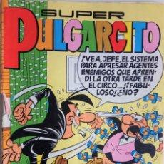 Tebeos: EXTRA SUPER PULGARCITO. Lote 158371566