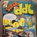 Tebeos: SUPER DDT Nº 123 BRUGUERA 1983 AÑO XXXII NUEVO. Lote 158427202