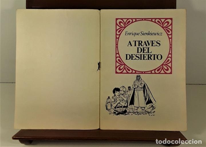 Tebeos: JOYAS LITERARIAS JUVENILES. 16 EJEMPLARES. EDIT. BRUGUERA. BARCELONA. 1970/76. - Foto 5 - 158638510