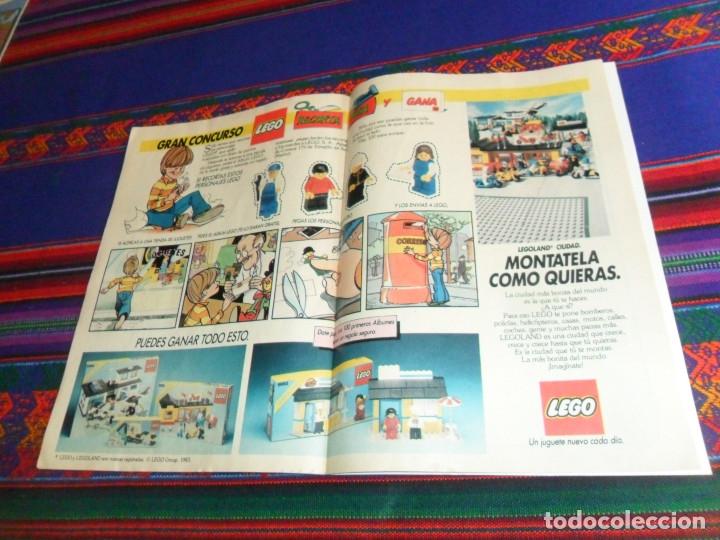 Tebeos: ZIPI Y ZAPE NºS 565 583 600 601 608 663. BRUGUERA 1984. 60 PTS. BUEN ESTADO. PUBLICIDAD LEGO. - Foto 3 - 53060958