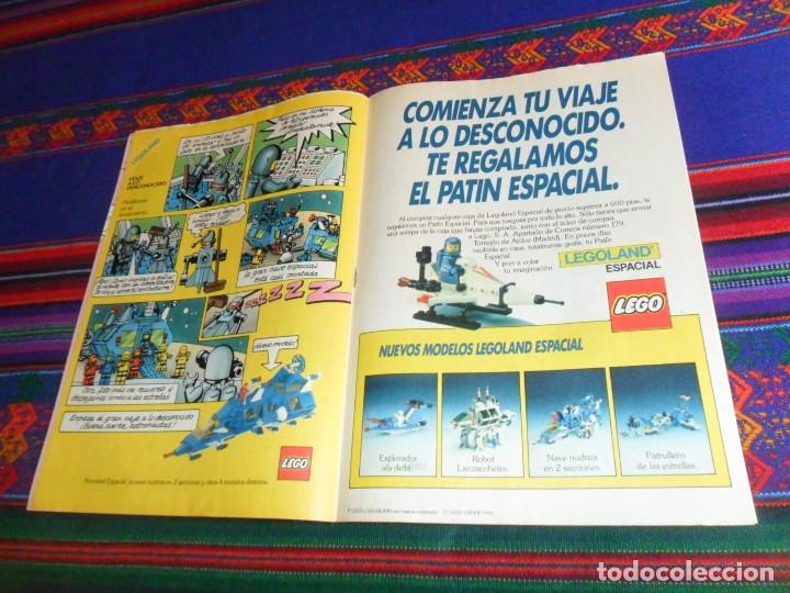ZIPI Y ZAPE NºS 565 583 600 601 608 663. BRUGUERA 1984. 60 PTS. BUEN ESTADO. PUBLICIDAD LEGO. (Tebeos y Comics - Bruguera - Otros)