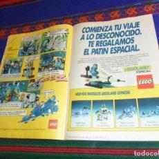 Tebeos: ZIPI Y ZAPE NºS 565 583 600 601 608 663. BRUGUERA 1984. 60 PTS. BUEN ESTADO. PUBLICIDAD LEGO.. Lote 53060958