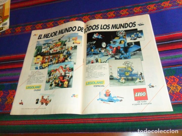 Tebeos: ZIPI Y ZAPE NºS 565 583 600 601 608 663. BRUGUERA 1984. 60 PTS. BUEN ESTADO. PUBLICIDAD LEGO. - Foto 2 - 53060958