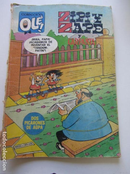 COLECCION OLE Nº 190 ZIPI Y ZAPE BRUGUERA. CX11 (Tebeos y Comics - Bruguera - Ole)