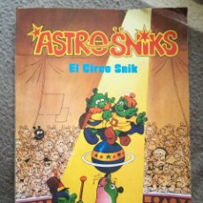 Tebeos: ASTROSNIKS COMIC BRUGUERA Nº 3 1983 FRESNO`S DIBUJOS NUEVO. Lote 159123026