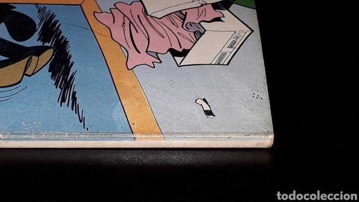 Tebeos: Nº 18 en lomo, Olé Bruguera, Mortadelo y Filemón, Dos agentes...F. Ibañez, 1ª primera edición 1971. - Foto 5 - 159154578
