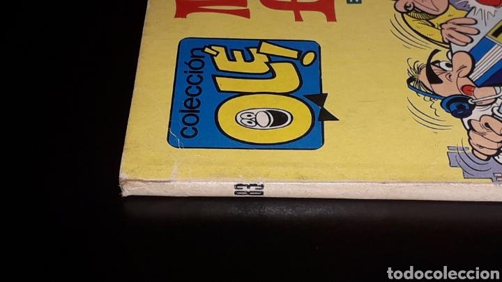 Tebeos: Nº 83 en lomo, Olé Bruguera, Mortadelo y Filemón, Entre pistas...F. Ibañez, 1ª primera edición 1973. - Foto 4 - 159155686