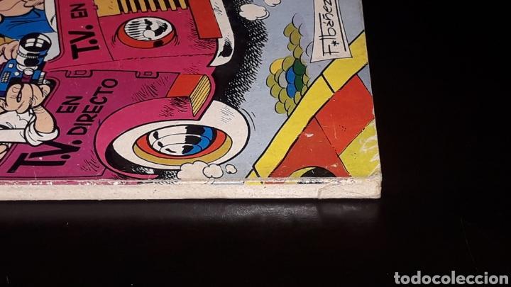Tebeos: Nº 83 en lomo, Olé Bruguera, Mortadelo y Filemón, Entre pistas...F. Ibañez, 1ª primera edición 1973. - Foto 5 - 159155686