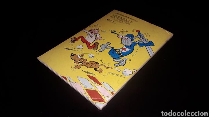 Tebeos: Nº 83 en lomo, Olé Bruguera, Mortadelo y Filemón, Entre pistas...F. Ibañez, 1ª primera edición 1973. - Foto 10 - 159155686