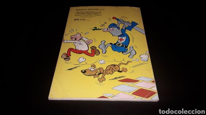 Tebeos: Nº 83 en lomo, Olé Bruguera, Mortadelo y Filemón, Entre pistas...F. Ibañez, 1ª primera edición 1973. - Foto 11 - 159155686