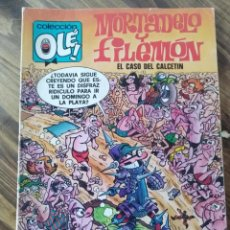 Tebeos: BRUGUERA OLÉ MORTADELO Y FILEMON. Lote 159195054