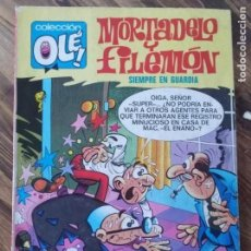 Tebeos: BRUGUERA OLÉ MORTADELO Y FILEMON. Lote 159195242