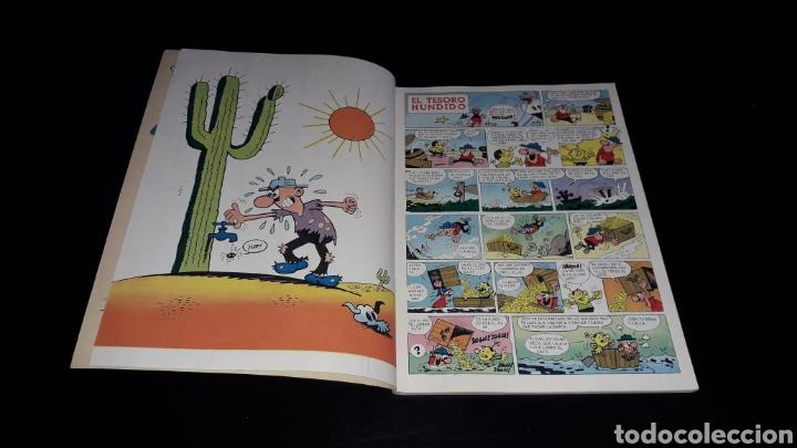 Tebeos: Nº 16 en lomo, Olé Bruguera, Facundo, se da un garbeo por el mundo, Gosse, 1ª primera edición 1971. - Foto 7 - 159205662