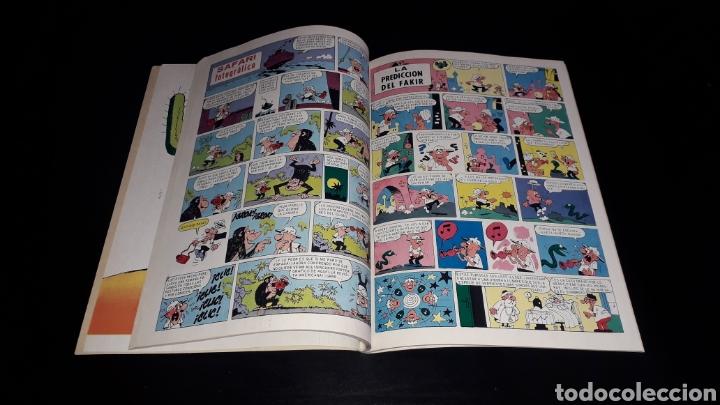 Tebeos: Nº 16 en lomo, Olé Bruguera, Facundo, se da un garbeo por el mundo, Gosse, 1ª primera edición 1971. - Foto 8 - 159205662