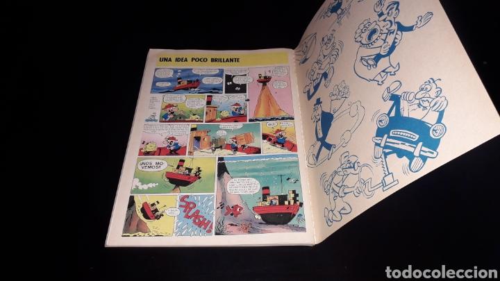 Tebeos: Nº 16 en lomo, Olé Bruguera, Facundo, se da un garbeo por el mundo, Gosse, 1ª primera edición 1971. - Foto 9 - 159205662