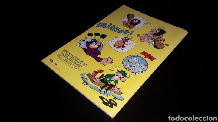 Tebeos: Nº 16 en lomo, Olé Bruguera, Facundo, se da un garbeo por el mundo, Gosse, 1ª primera edición 1971. - Foto 10 - 159205662