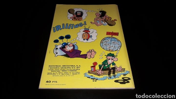 Tebeos: Nº 16 en lomo, Olé Bruguera, Facundo, se da un garbeo por el mundo, Gosse, 1ª primera edición 1971. - Foto 11 - 159205662