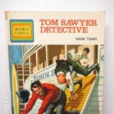 Tebeos: JOYAS LITERARIAS JUVENILES Nº60 TOM SAWYER DETECTIVE - MARK TWAIN. Lote 159273722