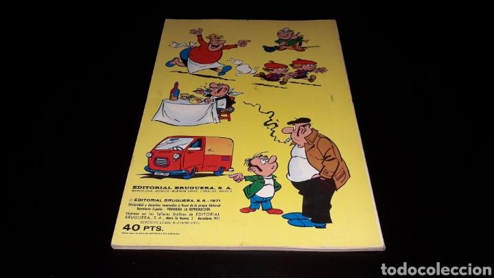 Tebeos: Nº 17 en lomo, Olé Bruguera, Doña Tecla Bisturín, Enfermera de postín, Raf, 1ª primera edición 1971. - Foto 11 - 159291962