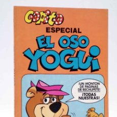 Tebeos: COPITO. PUBLICACIÓN INFANTIL ESPECIAL 1. EL OSO YOGUI (VVAA) BRUGUERA, 1981. OFRT. Lote 191341722