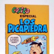 Tebeos: COPITO. PUBLICACIÓN INFANTIL ESPECIAL 3. LOS PICAPIEDRA (VVAA) BRUGUERA, 1981. OFRT. Lote 191341710