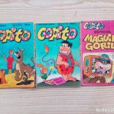 Tebeos: 3 COMIC COPITO - NUMEROS 42+73+10 ESPECIAL. Lote 159438710