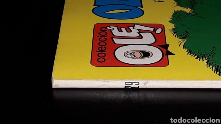Tebeos: Nº 29 en lomo, Olé Bruguera, Olegario ¡Siempre en apuros!, Raf, 1ª primera edición 1971. - Foto 4 - 159472202
