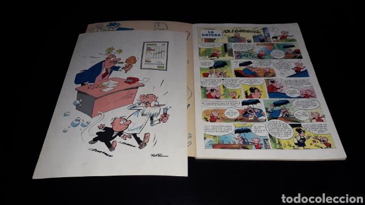 Tebeos: Nº 29 en lomo, Olé Bruguera, Olegario ¡Siempre en apuros!, Raf, 1ª primera edición 1971. - Foto 7 - 159472202