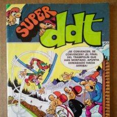 Tebeos: SÚPER DDT N°92 (EDICIONES BRUGUERA, 1981). 52 PÁGINAS A COLOR.. Lote 159535976