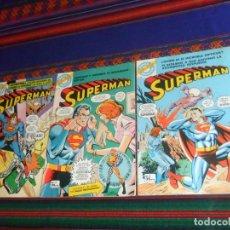 Tebeos: CÓMICS SUPER ACCIÓN BRUGUERA SUPERMAN NºS 4 8 12 23 32 40. 35 PTS. 1979.. Lote 117023831
