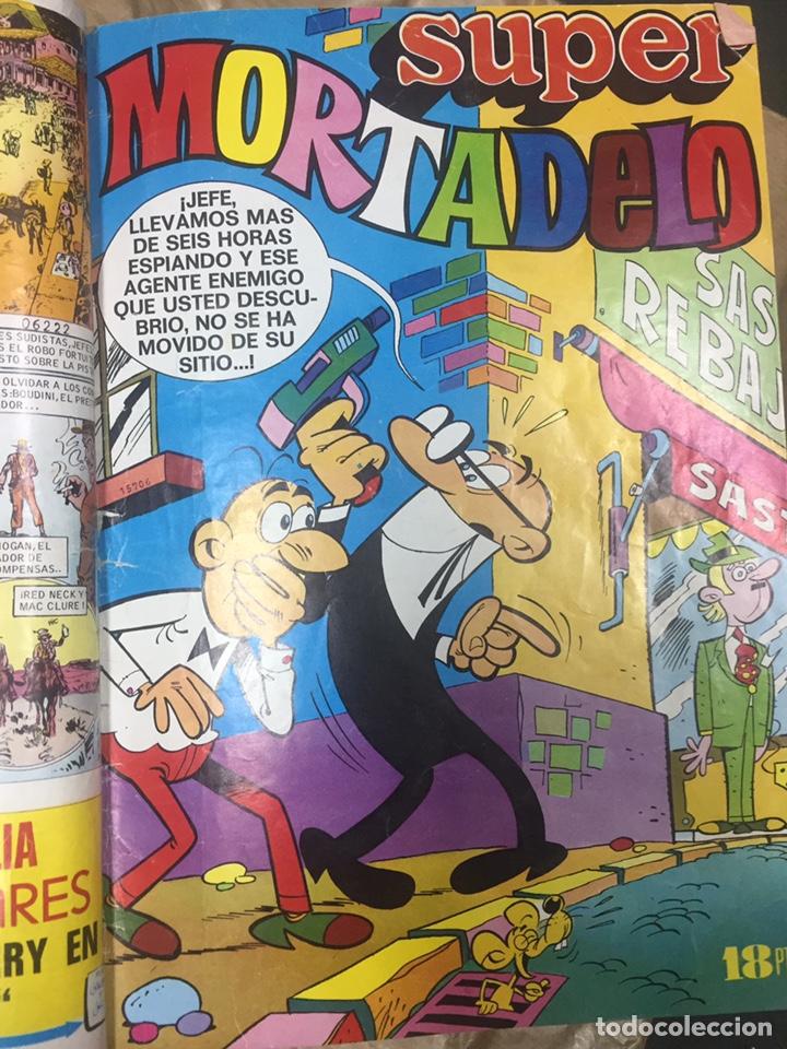 COLECCIÓN CÓMICS MORTADELO AÑOS 70 (TODO ENCUADERNADO) (Tebeos y Comics - Bruguera - Mortadelo)