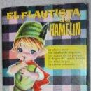 Tebeos: EL FLAUTISTA DE HAMELIN Y OTROS CUENTOS ( COLECCIÓN HEIDI Nº24 DE BRUGUERA.). Lote 159692698