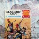 Tebeos: EL SHERIFF KING Nº 6. Lote 159734386