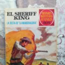 Tebeos: EL SHERIFF KING Nº 30. Lote 159734634