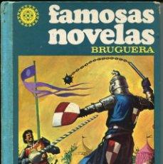 Tebeos: FAMOSAS NOVELAS BRUGERA TOMO II (2). Lote 159865222