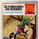 Tebeos: EL CORSARIO DE HIERRO. GRANDES AVENTURAS JUVENILES- Nº 37 1ª ED.. Lote 159874818