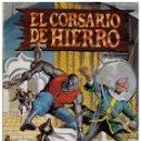 Tebeos: EL CORSARIO DE HIERRO Nº 4 ED. HISTORICA (ED. B). Lote 159877138