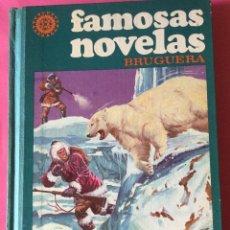 Tebeos: FAMOSAS NOVELAS BRUGUERA. Lote 159916510
