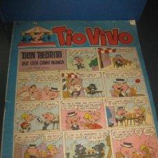 Tebeos: TIO VIVO Nº 242 . EDITORIAL BRUGUERA 1965.. Lote 159979298