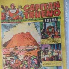 Tebeos: EL CAPITAN TRUENO EXTRA Nº 27 ORIGINAL. Lote 160024142