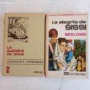 Tebeos: HISTORIAS SELECCIÓN SERIE SISSI Nº 4 - LA ALEGRIA DE SISSI - ILUSTRADO - MARCEL D'ISARD. Lote 160039402