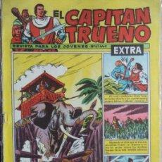 Tebeos: EL CAPITAN TRUENO EXTRA Nº 63 ORIGINAL. Lote 160098102
