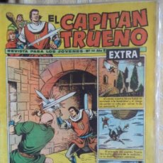 Giornalini: EL CAPITAN TRUENO EXTRA Nº 50 ORIGINAL. Lote 160099474