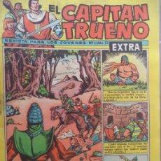 Giornalini: EL CAPITAN TRUENO EXTRA Nº 77 ORIGINAL. Lote 160108798