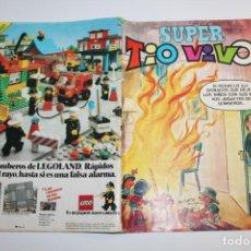 Tebeos: BRUGUERA - SUPER TIO VIVO - NÚMERO EXTRA - EPOCA 2 - 1981. Lote 160210470