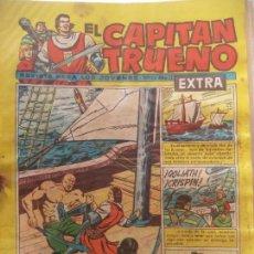 Giornalini: EL CAPITAN TRUENO EXTRA Nº 106 ORIGINAL. Lote 160212738