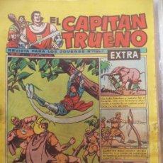 Giornalini: EL CAPITAN TRUENO EXTRA Nº 99 ORIGINAL. Lote 160213418