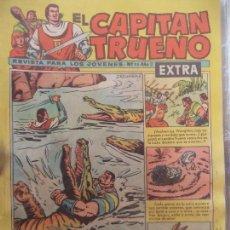 Giornalini: EL CAPITAN TRUENO EXTRA Nº 98 ORIGINAL. Lote 160213462