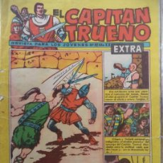Giornalini: EL CAPITAN TRUENO EXTRA Nº 92 ORIGINAL. Lote 160214266